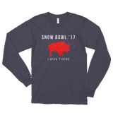 Snow Bowl '17 Long sleeve