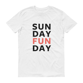 Sunday Funday Short-Sleeve T-shirt