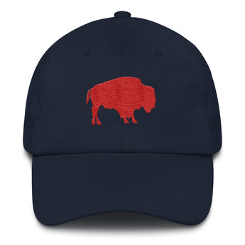 Let's Go Buffalo Dad hat
