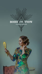 Boho & Snow 10 days away