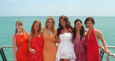 The Vancouver Crew at Miami Wedding