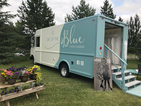 Out of the Blue Mobile Boutique