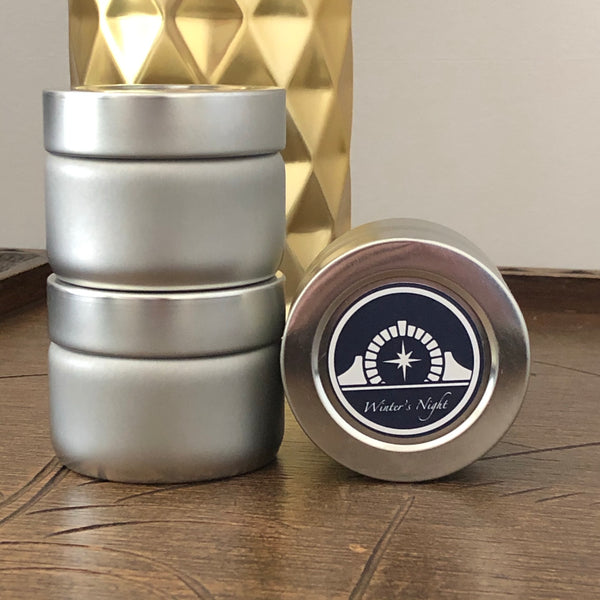 Winter's Night Travel Tin mini