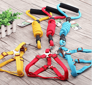 3 in 1 Dog Leash, Dog Collar & Dog Harness - Home & Garden, Furniture/Pet Products/Dog Supplies