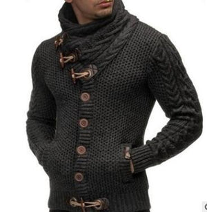 Auguri Cardigan Winter Sweatshirt Sweater For Men