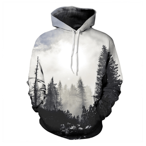 Image of Unique Stylish Graphic Hoodies For Men Women Boys 3D Printed Winter Hoodies - Men's Clothing / Outerwear & Jackets / Hoodies & Sweatshirts