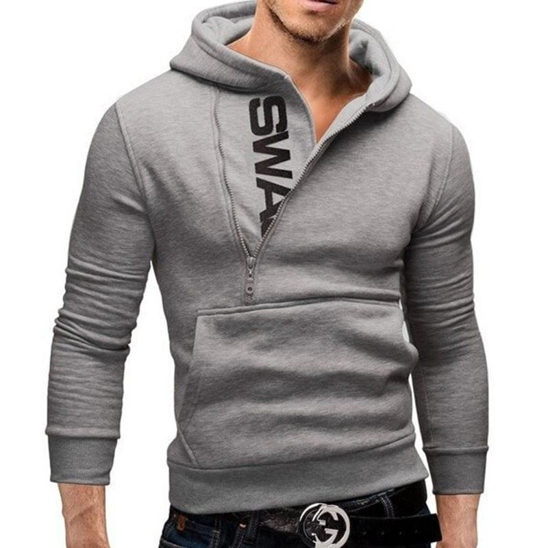 SWAG Zipper Hoodie - Men's Clothing / Outerwear & Jackets / Hoodies & Sweatshirts