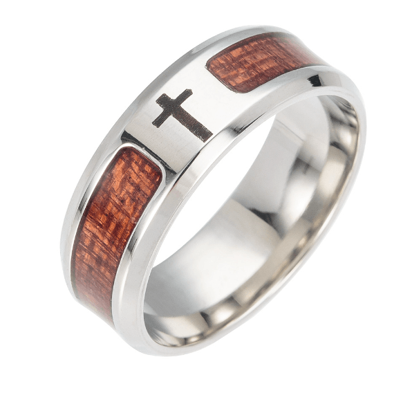 New Design Stainless Steel Rings For Men Women Unisex - Jewelry & Watches / Fashion Jewelry / Rings