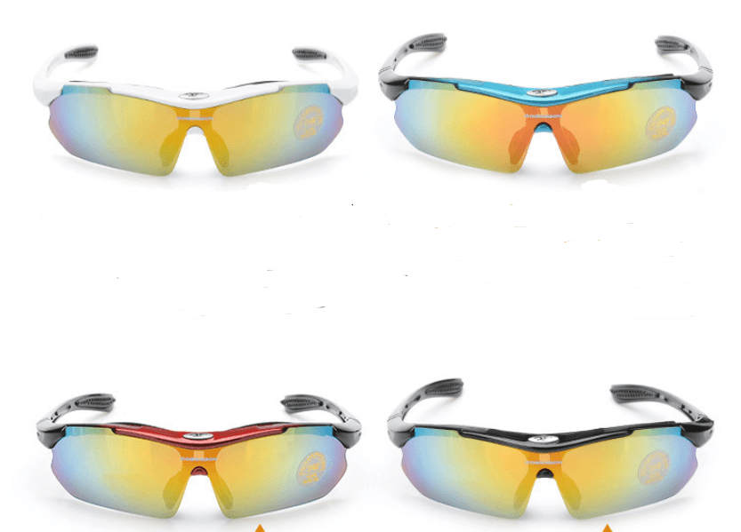 Outdoor Polarized Sports Sunglasses - Sports & Outdoors / Cycling / Cycling Eyewear