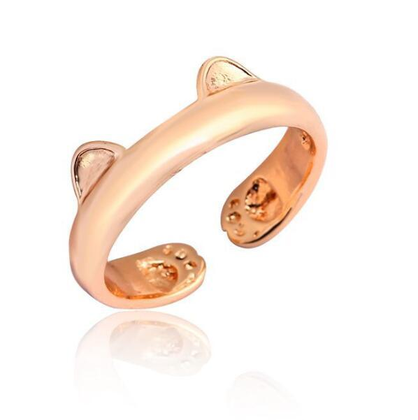 Prime And Classy Cat Ring Collection - Jewelry & Watches / Fashion Jewelry / Rings