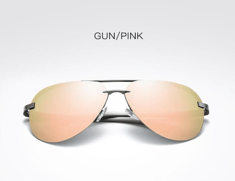 Image of Polarized Mirror Sunglasses - Men's Clothing / Accessories / Prescription Glasses