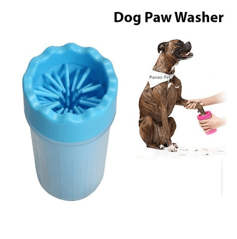 Silicone Dog Paw Washer Cup - Pet Products/Dog Supplies