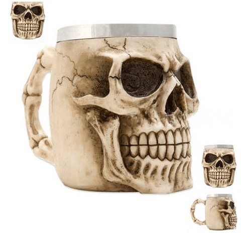 Amazing 3D Skull Coffee Mug - Home & Garden, Furniture/Kitchen, Dining & Bar/Drinkware