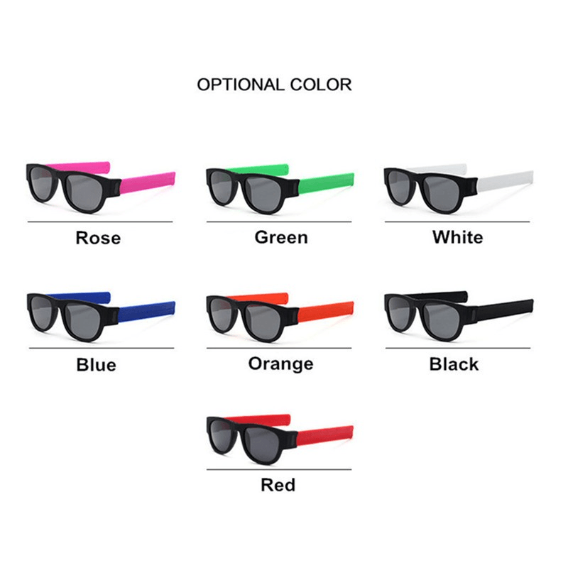 New Foldable Polarized Sunglasses - Women's Clothing / Accessories / Eyewear & Accessories