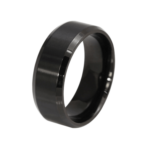 Image of Solid Titanium Stainless Steel Ring For Men Women - Jewelry & Watches / Fashion Jewelry / Rings