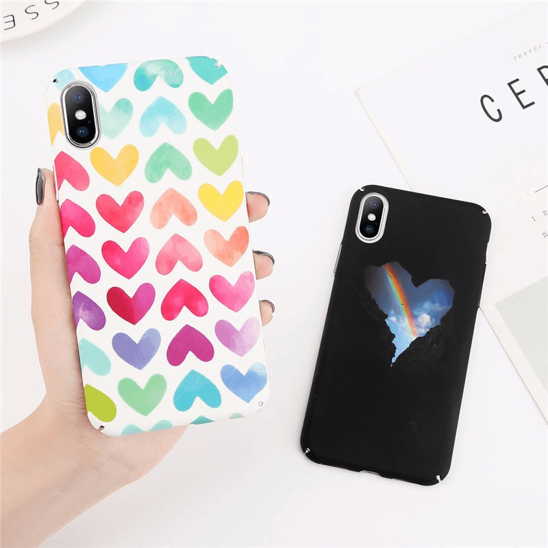 Heart Design iPhone Phone Case - Phones & Accessories / Cases & Covers / Patterned Cases