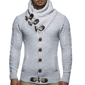 Auguri Cardigan Winter Sweatshirt Sweater For Men - Men's Clothing / Outerwear & Jackets / Hoodies & Sweatshirts