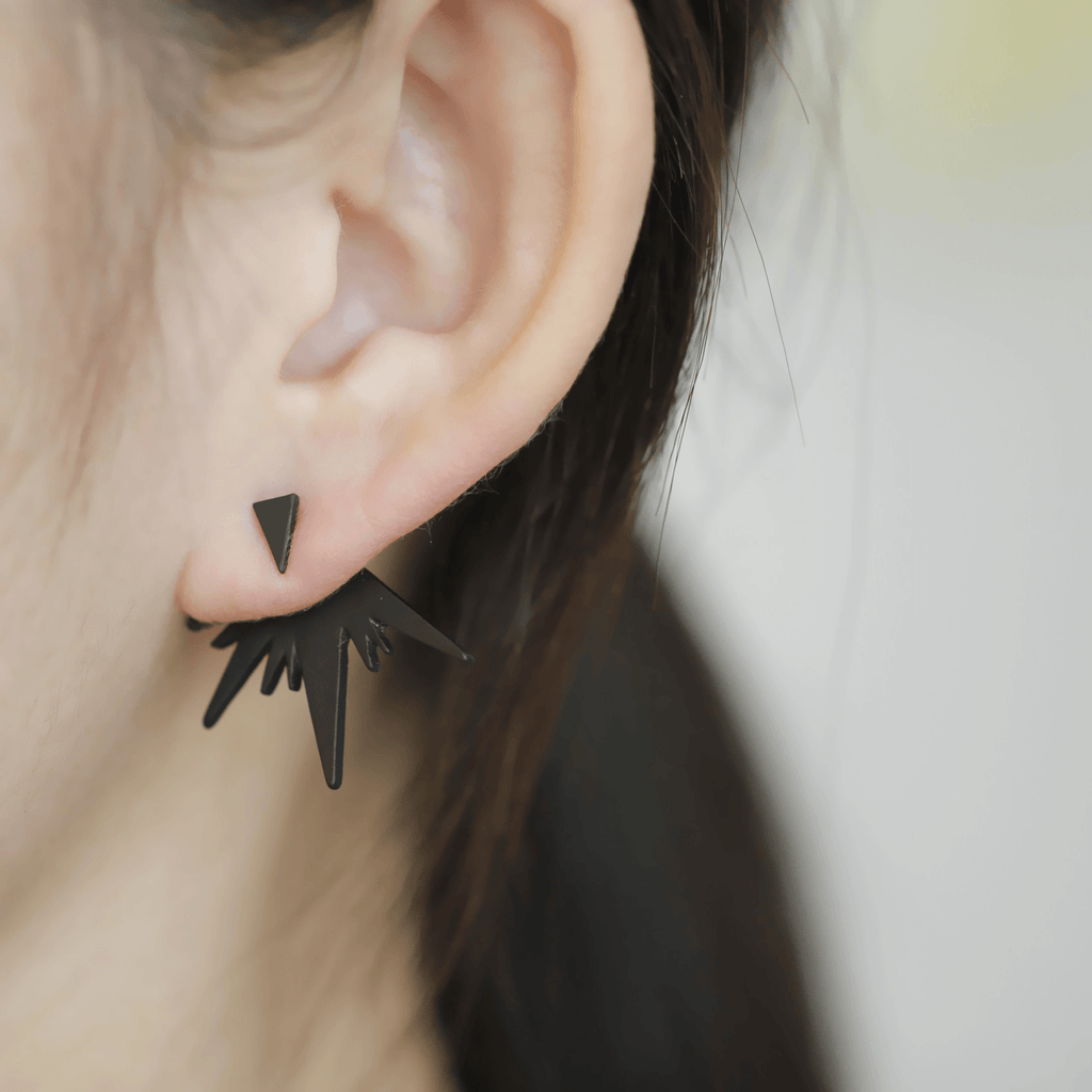 Lightning Stud Earrings For Women - Jewelry & Watches / Fashion Jewelry / Earrings