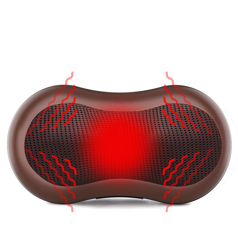 Electric Infrared Pillow Massager - Health & Beauty, Hair / Beauty Tools / Massage & Relaxation