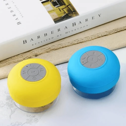 Bluetooth Speaker | Wireless Speaker | Sucker Bluetooth Sound Box - Consumer Electronics / Smart Electronics / Smart Home Appliances