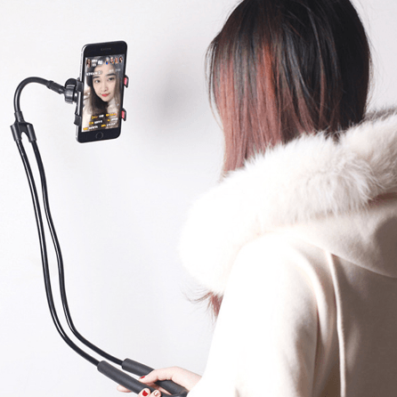 Image of Neck Hanging Smartphone Holder - Phones & Accessories / Mobile Phone Accessories / Holders & Stands