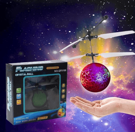 Image of LED Magic Flying Ball - Toys, Kids & Baby / Toys & Hobbies / Action & Toy Figures