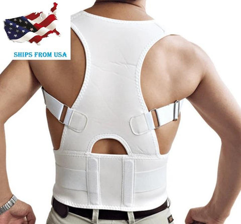 The Original Posture Corrector Back Support Belt Back Support Brace (S M L XL XXL 3XL 4XL All Sizes Available)