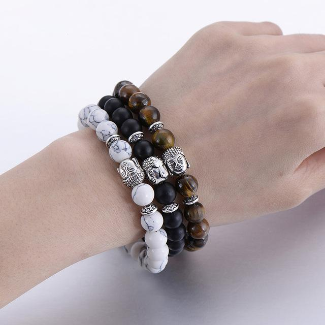 Buddha Bracelet Yoga Bracelet For Men And Women - Jewelry & Watches/Fashion Jewelry/Bracelets & Bangles