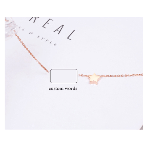 Custom Anklet Custom Name Anklet S925 Sliver - Jewelry & Watches/Fashion Jewelry/Bracelets & Bangles