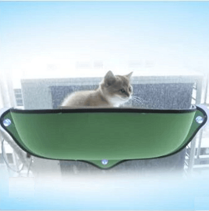 Image of Window Sill Cat Hammock - Pet Products/Dog Supplies