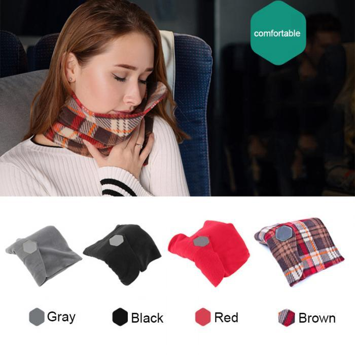 Neck Scarf Travel Pillow - Health & Beauty, Hair/Skin Care/Body Care