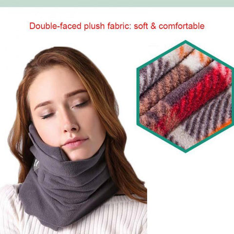 Image of Neck Scarf Travel Pillow - Health & Beauty, Hair/Skin Care/Body Care