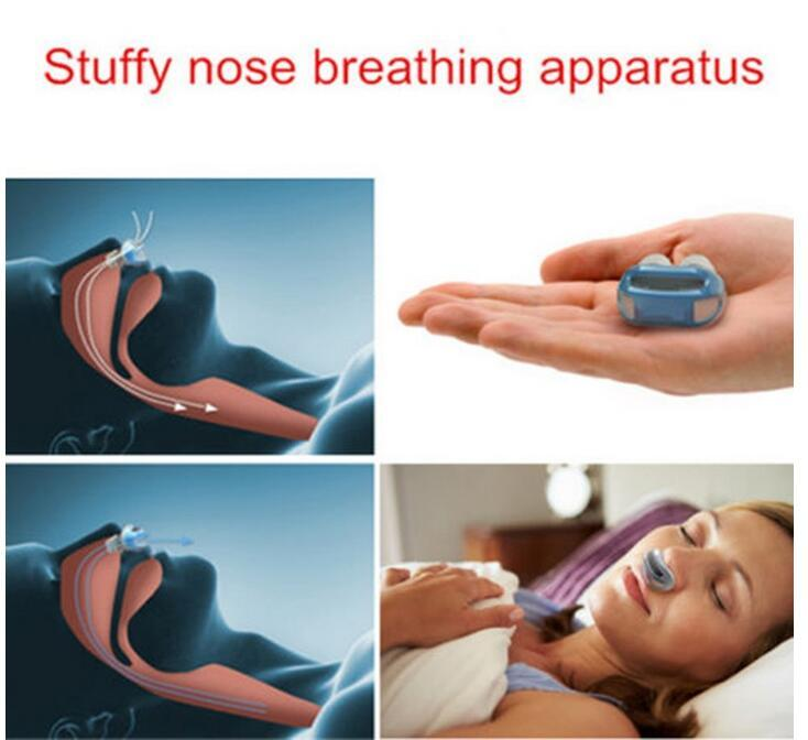 2 in 1 Anti Snore And Air Purifier Sleep Apnea Aid Device - Health & Beauty, Hair / Beauty Tools / Massage & Relaxation
