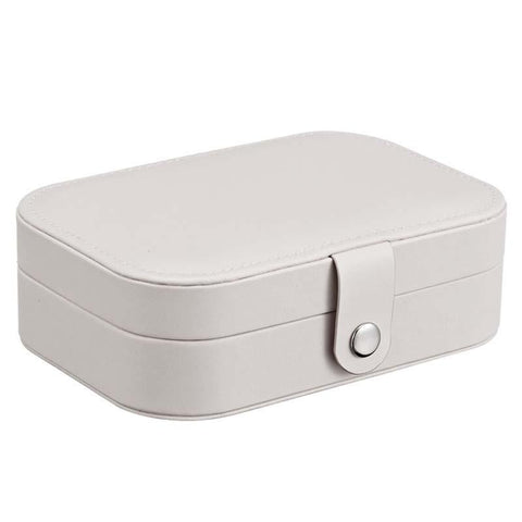 Image of Jewelry Box Travel Cosmetic Storage Box - Jewelry & Watches / Fashion Jewelry / Bracelets & Bangles