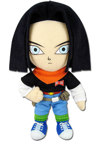 "Dragon Ball Z Android 17 8"" Plush"