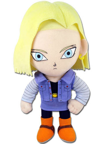 "Dragon Ball Z Android 18 8"" Plush"