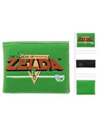 Zelda Green Wallet