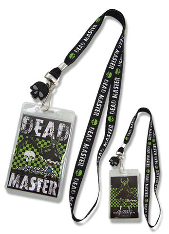 Black Rock Shooter Dead Master Lanyard