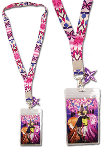 Blast Of Tempest Magic Circle Lanyard