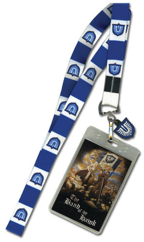 Berserk Band Of Hawk Lanyard