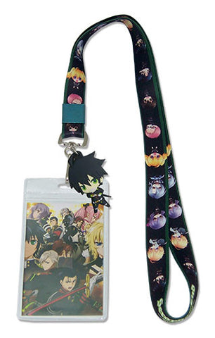 Seraph Of The End Group Lanyard