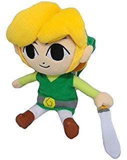 "Nintendo Link Wind Walker 12"" Plush"