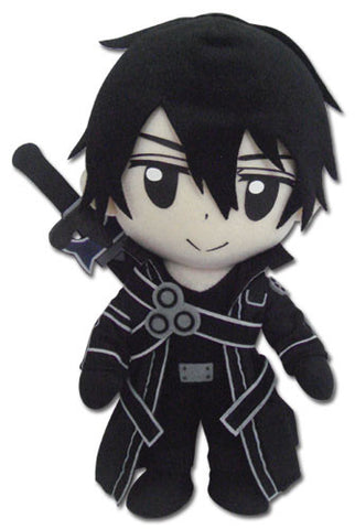 Sword Art Online Kirito Plush 9""