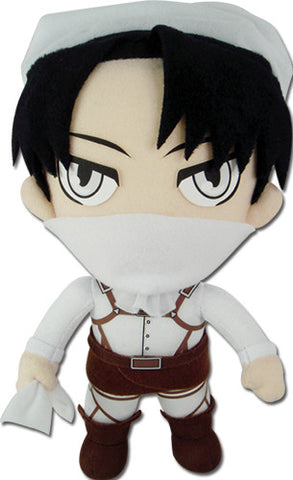 Attack on Titan Cleaning Levi Plush