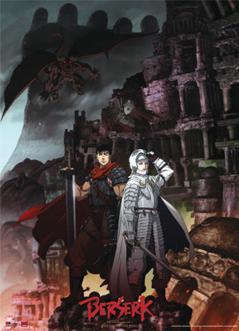 Berserk Band of the Hawk Wall Scroll 60038