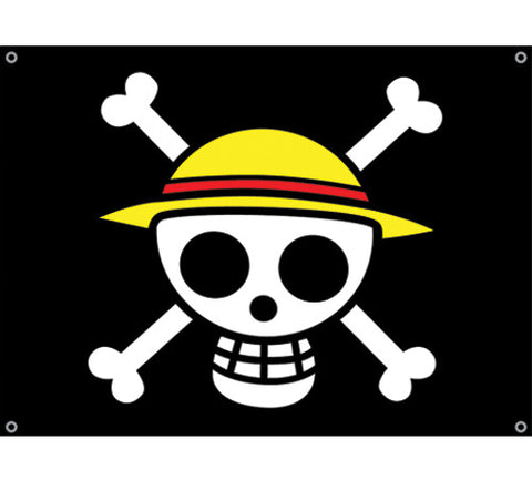 One Piece Luffy's Flag