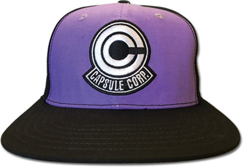 Dragon Ball Z Capsule Corp Purple Hat 88147