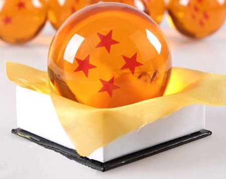 Dragon Ball Z 4 Star Ball Gift Set