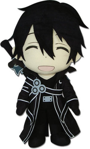 "Sword Art Online Kirito 18"" Plush"