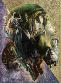 Legend Of Zelda Wall Scroll P010